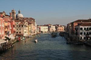 stor kanal i Venedig