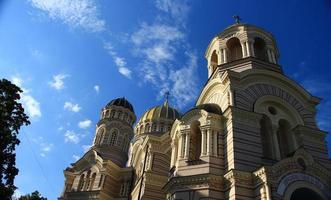 riga, ortodoxa katedralen