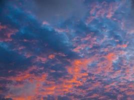 himmel färger