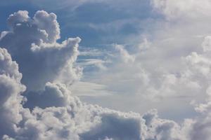 himmel moln foto