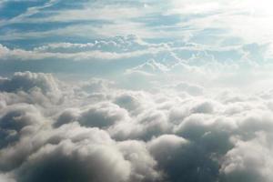 moln i himlen