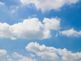 abstrakt blå himmel foto