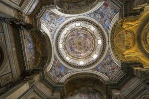 Duomo, katedralen i Neapel, Campania, Italien foto