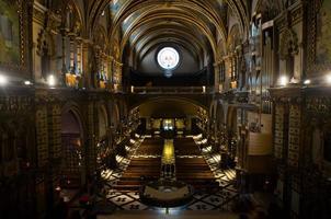 monserrat kyrka foto