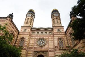 synagoga i budapest