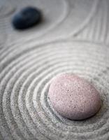 zen-trädgård