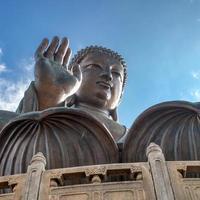 tian tan buddha foto