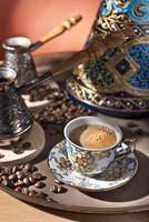 östra kaffe