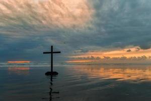grå srorm clound cross