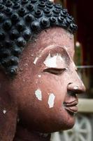 buddha ansikte