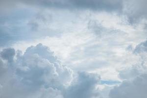 molnig himmel bakgrund foto
