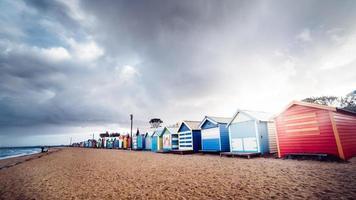 Brighton Beach Huts foto
