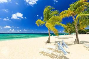 sju mil strand, Grand Cayman foto