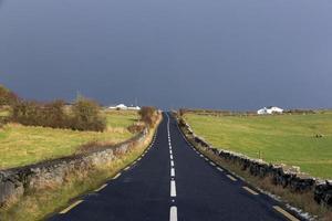 väg i Irland