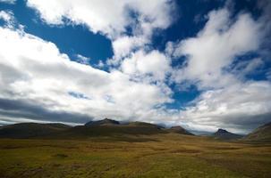 skotska höglandet foto