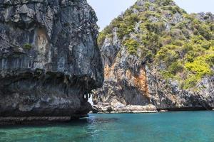 fyra öar Koh Lanta foto