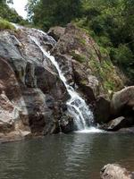 kho samui vattenfall foto