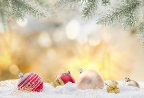 abstrakt jul bakgrund