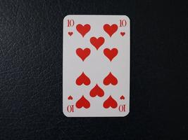 tio hjärtan