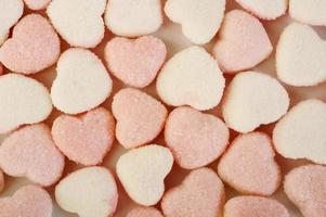 gummy hjärta formad foto