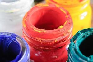 vattenfärg foto