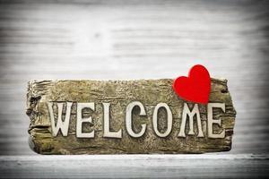 Välkommen.