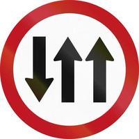 tvåvägs trafik i colombia foto