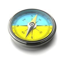 "kompass ""Ukraina"" foto"
