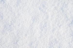 snö konsistens