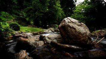 klong lan vattenfall foto