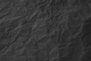 svart pappersstruktur foto