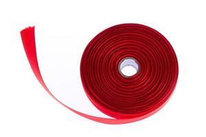 rött band foto