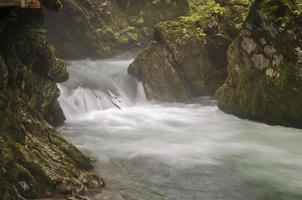 vintgar, slovenien
