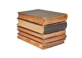 antik bok foto
