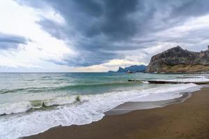 Svarta havskrim, Ukraina