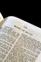 Bibelns serie Ruth foto