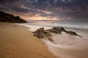 havssoluppgång foto