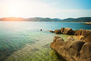 tropiska havet foto