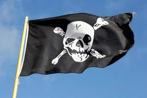 piratflagga ii - jolly roger