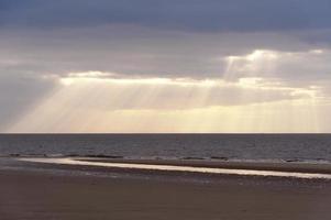 stranden av Amrum