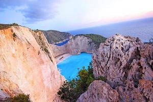 zakynthos, grekland foto
