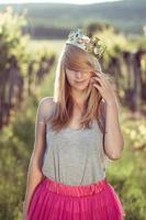 blond prinsessa