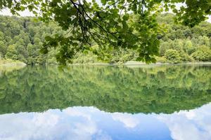 Plitvice sjöar nationalpark foto