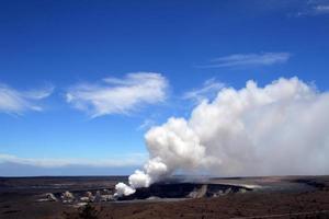 hawaii vulkaner nationalpark, usa