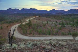 australian outback, flinders ranges national park