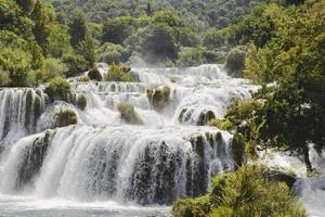 nationalparken Krka