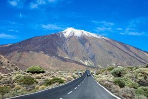 teide nationalpark utsikt