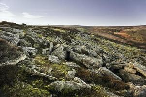 North York Moors, Goathland, Yorkshire, Storbritannien.