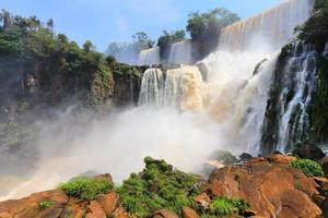 iguazu falls, argentina foto