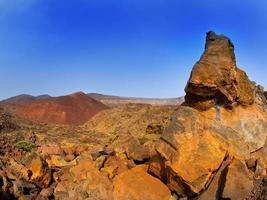 Kanarieöarna i tenerife teide nationalpark